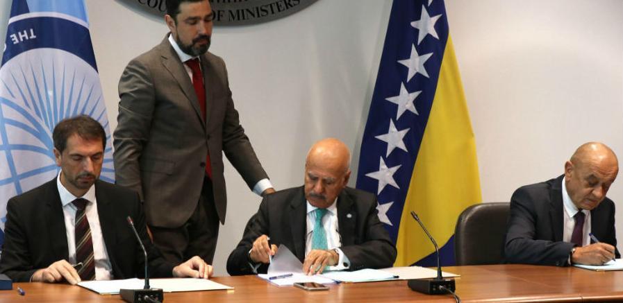 50 miliona eura za izgradnju dionice autoputa na koridoru Vc