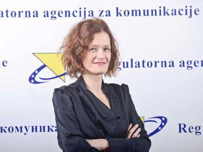 Helena Madić imenovana za predsjednicu EPRA-e