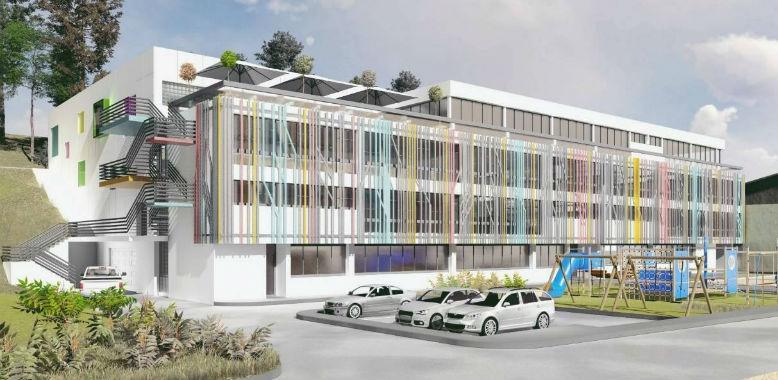 Eko Teh gradi najmoderniju sportsku dvoranu u Sarajevu od 5,1 milion KM