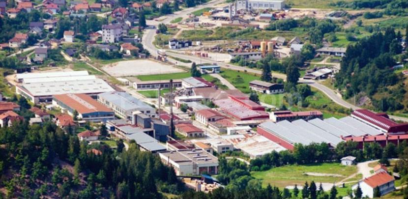 "Gradi se mini-fabrika led rasvjete u poslovnoj zoni ""Famos"" Pale"