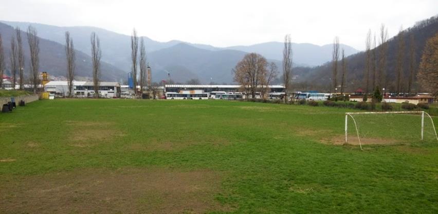 Počinje izgradnja pomoćnog stadiona sa vještačkom travom u Goraždu
