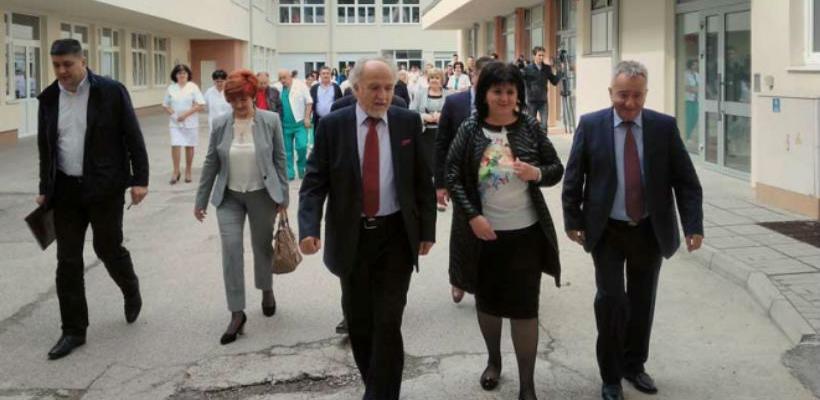 Univerzitetska bolnica u Foči za pola godine u novom ruhu