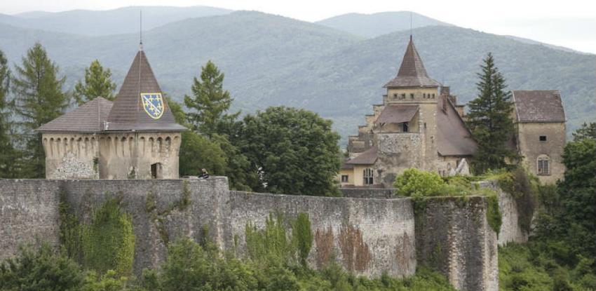 Nastavljaju se radovi na zaštiti i sanaciji dijelova Berksovog dvorca
