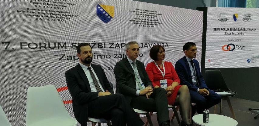 U Banja Luci održan 7. Forum službi zapošljavanja - Zaposlimo zajedno