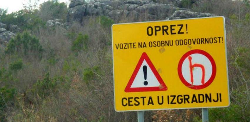 Za uređenje lokalnih cesta 250.000 maraka