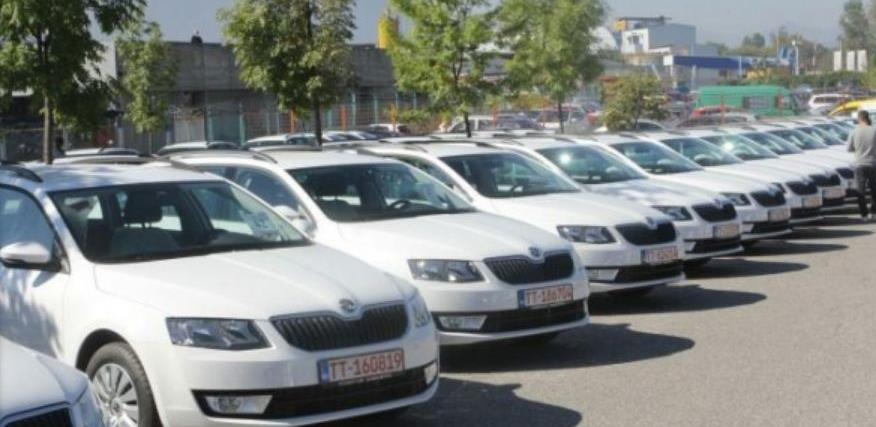 Ministarstvo za RVI nabavlja 50 novih putničkih automobila