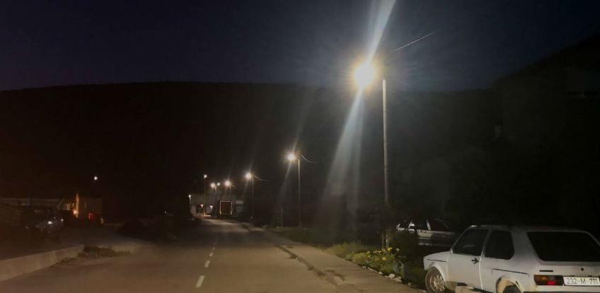 Opština Ljubinje modernizovala javnu rasvjetu  u LED tehnologiji