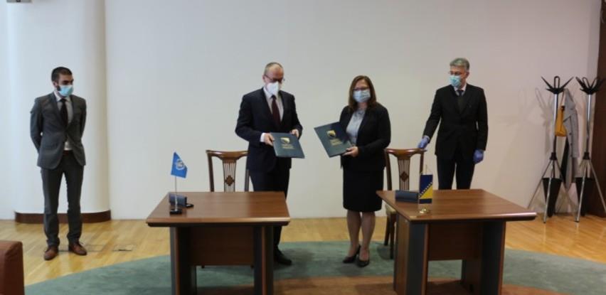 Potpisan dvogodišnji sporazum o saradnji BiH i Regionalnog ureda SZO-a za Evropu