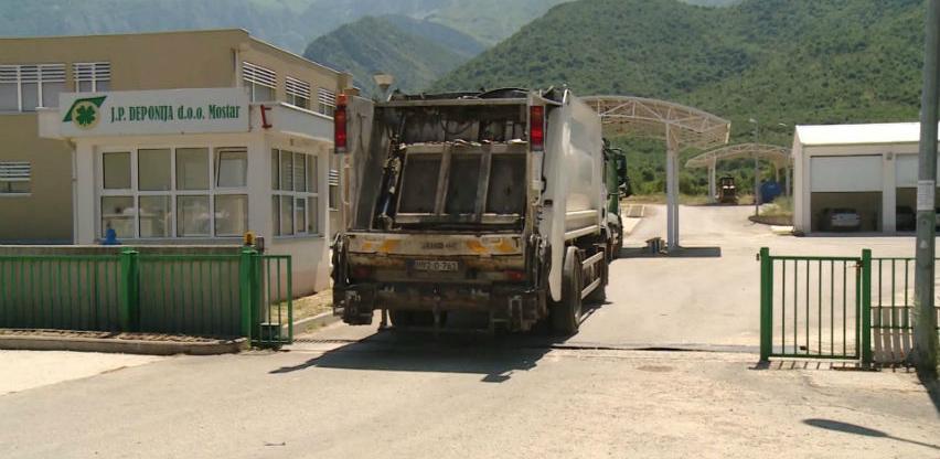 Grad Ljubuški više ne može odlagati otpad na regionalnom odlagalištu Uborak