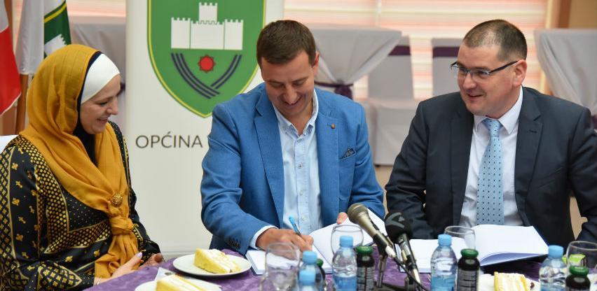 Potpisan Ugovor za drugu fazu projekta rekonstrukcije gradske vodovodne mreže