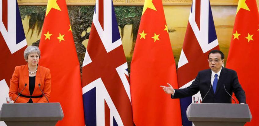 Brexit neće utjecati na odnose Londona i Pekinga