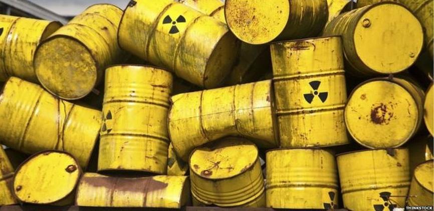Za tri godine izvezeno 16.598,11 tona opasnog otpada