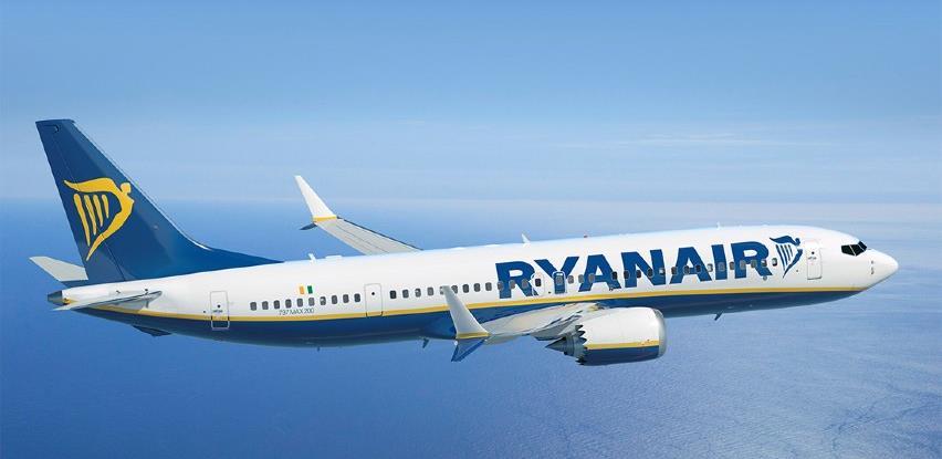 Ryanair stiže u Tuzlu i konkuriše WizzAiru