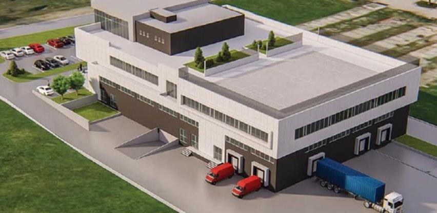 Promark izabran za izvođača radova logističkog centra HP Mostar