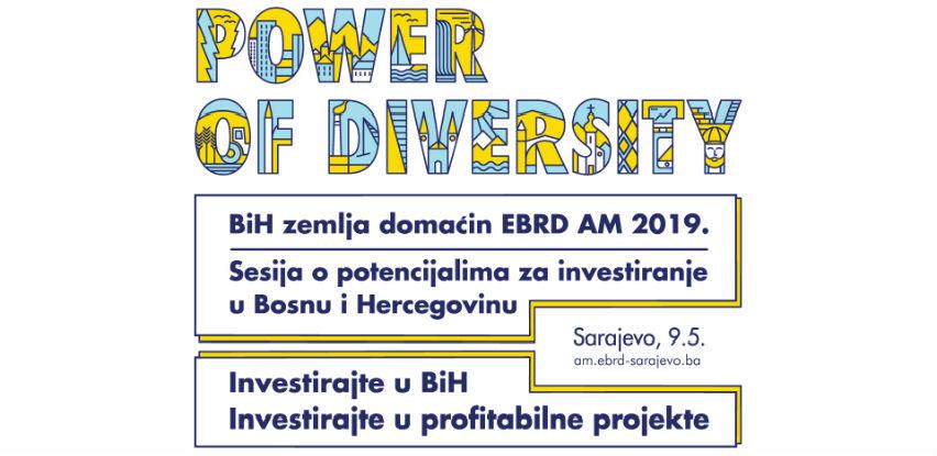 Sesija o potencijalima za investiranje u BiH velika ekonomska prilika