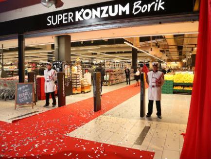 Svečano otvoren Super Konzum Borik - mjesto gdje kupovina postaje doživljaj
