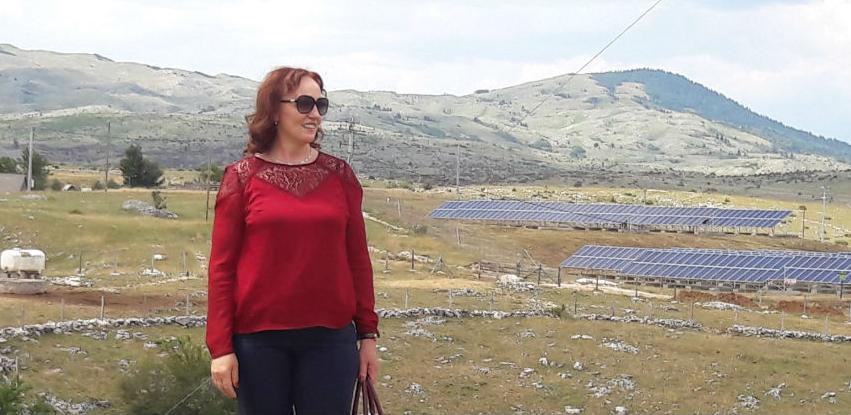 Ramljanka Milka Pavličević u planinskom selu Proslap razvija biznis