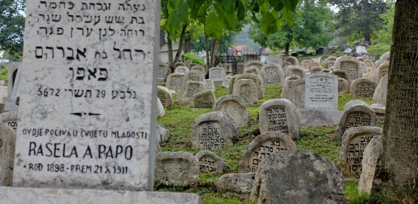 Podržana nominacija Jevrejskog groblja za upis na Tentativnu listu UNESCO