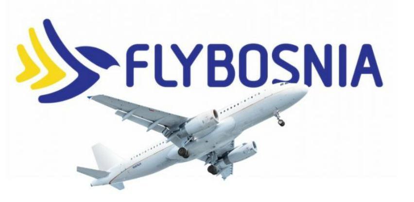 FlyBosnia nije ispunio uslove za dobijanje certifikata zračnog operatera