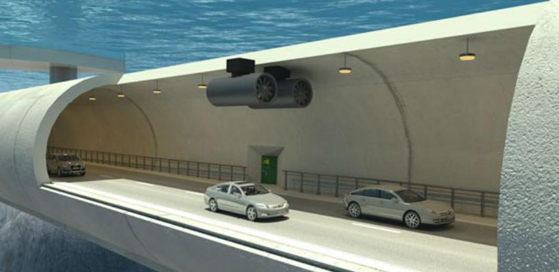 Dok čekamo na 5c, Norveška će graditi plutajuće podvodne tunele