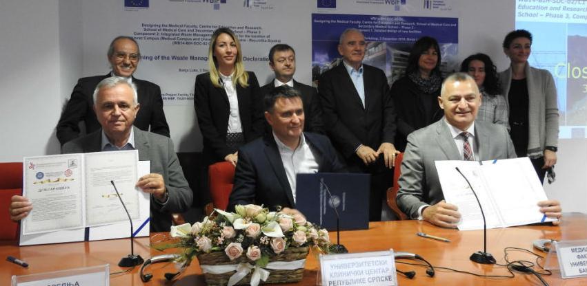 Podrška EU za proširenje Kliničkog centra na Paprikovcu u medicinski kampus