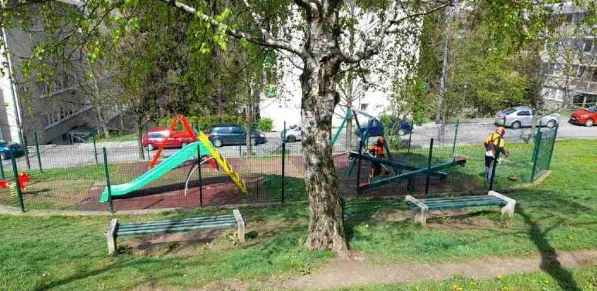 U Sarajevu počinje sanacija i modernizacija četiri ciciban igrališta