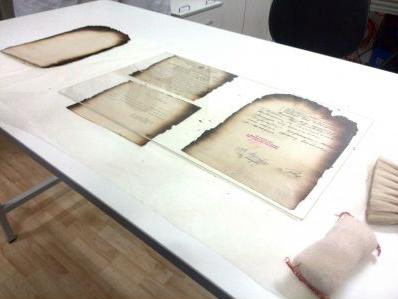 U Arhivu BiH otvorena laboratorija za restauraciju arhivske građe