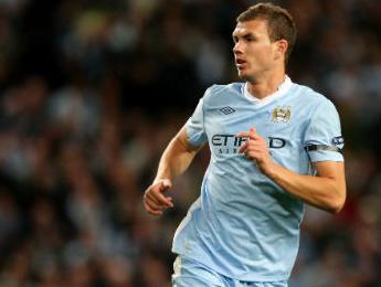Edin Džeko ostaje u Manchester Cityju