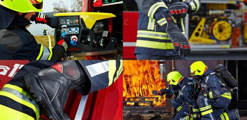 Pravilnik o uniformi i funkcionalnim oznakama vatrogasaca-spasilaca