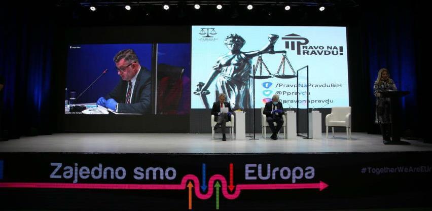 """Održana javna debata """"Zajedno smo EUropa"""""""