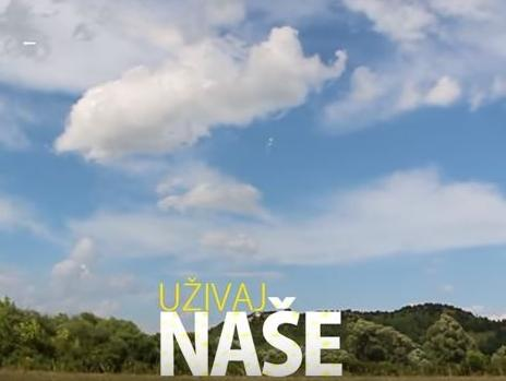 "Najljepše što USK nudi:Pogledajte spot ""Uživaj naše"" Agencije Trik"