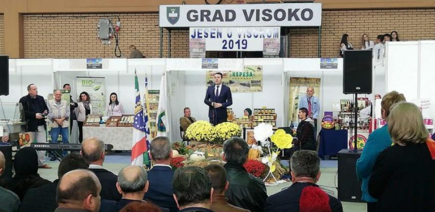 Ganić: Kupujmo domaće poljoprivredne proizvode