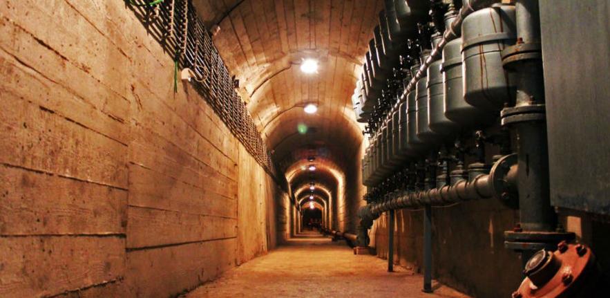 BBC u Titovom nuklearnom bunkeru u Konjicu