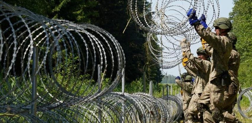 Slovenija podržala pismo 12 članica EU-a o financiranju ograda na granicama