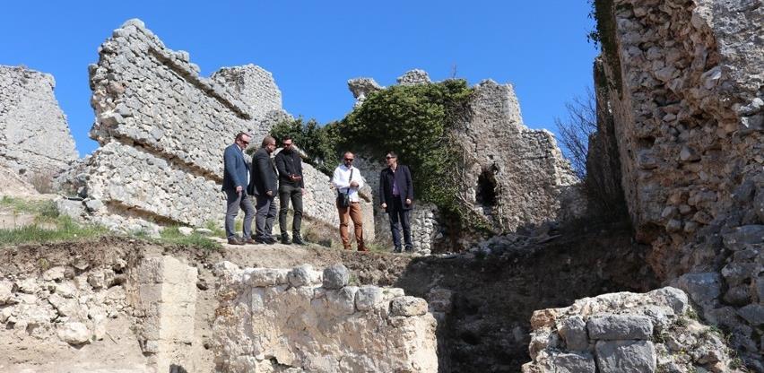 Završena prva faza obnove tvrđave herceg Stjepana