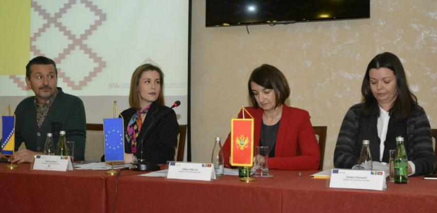 Za projekte zaštite okoliša Crnoj Gori i BiH dostupno 4,4 milijuna eura