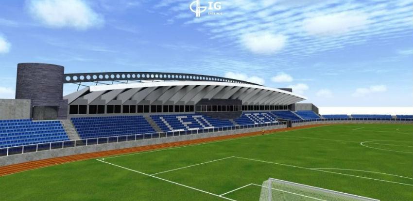Grad Trebinje rekonstruiše stadion Leotara, priprema se borilište za atletiku