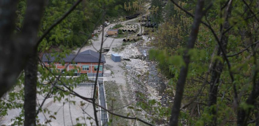 Maloj hidroelektrani Ilomska oduzete dozvole