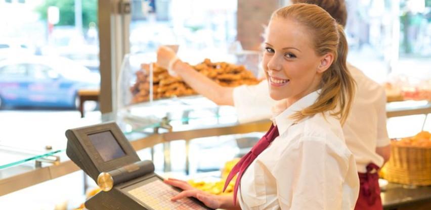 Prema zanimanju, najviše bh. žena radi u uslužnim djelatnostima