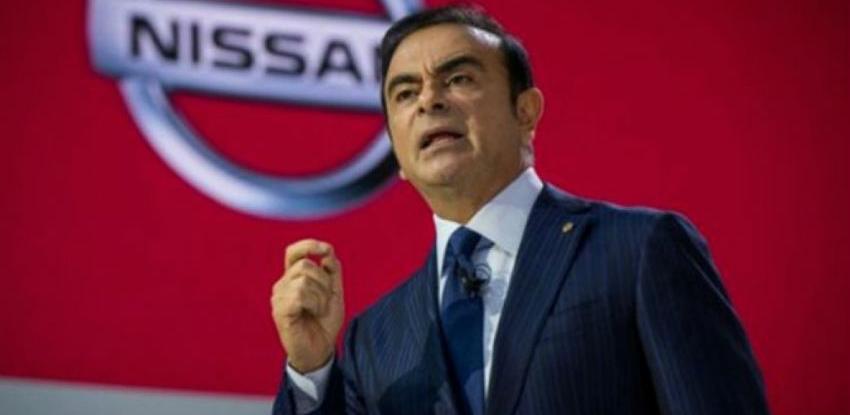 Bivši predsjednik 'Nissana' ponovo uhapšen