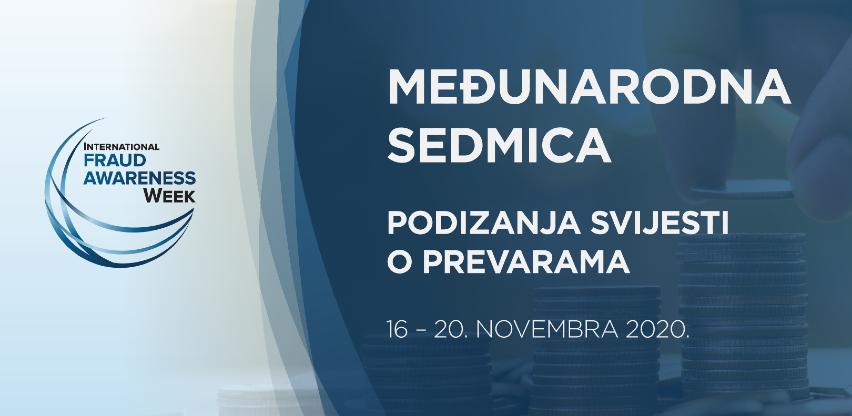 Međunarodna sedmica podizanja svijesti o prevarama u BiH