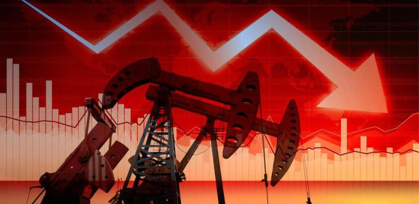 Cijene nafte opet u padu