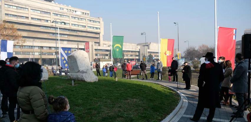 """U Općini Novi Grad otvoren historijski park """"Bosanski stećak i zastava"""""""