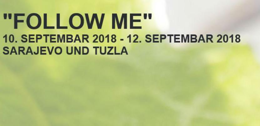 """Privredna misija """"Follow me"""" u Sarajevu i Tuzli"""
