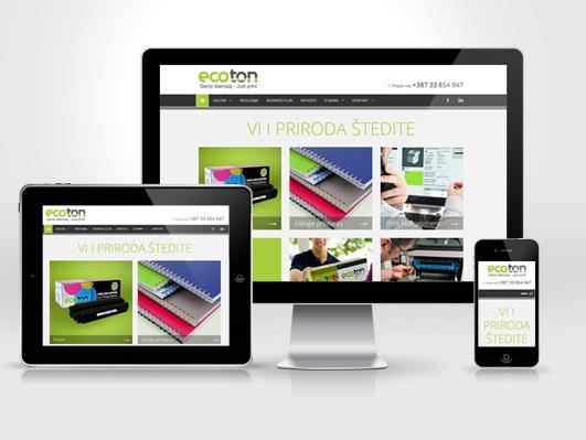 ecoton.ba od sada dostupan i na mobilnim uređajima