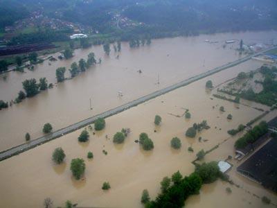 Poplave prepolovile gospodarstvo u Posavskoj županiji