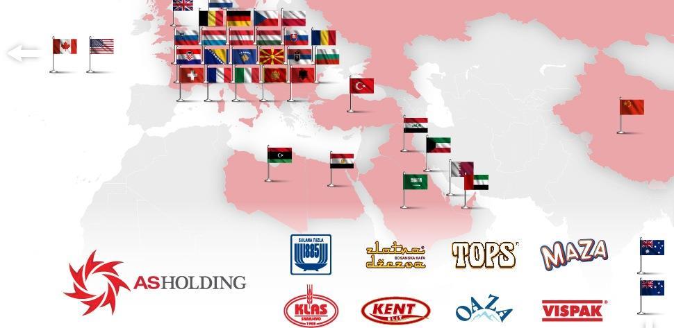 Rekordan izvoz AS Holdinga: Najveći rast ostvario Vispak