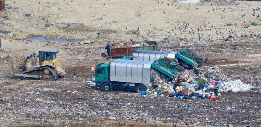 Obustavljen proces obnove okolinske dozvole za deponiju Smiljevići