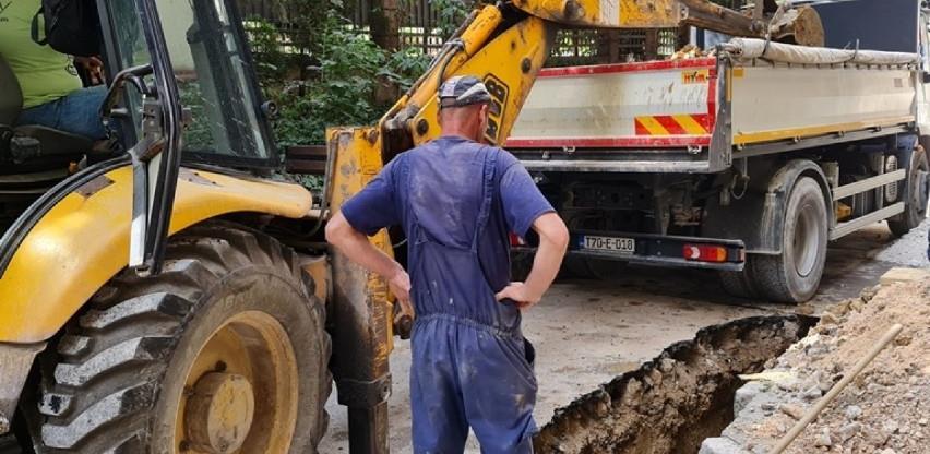 Počeo projekat rekonstrukcije kanalizacione i vodovodne mreže u Čekaluši