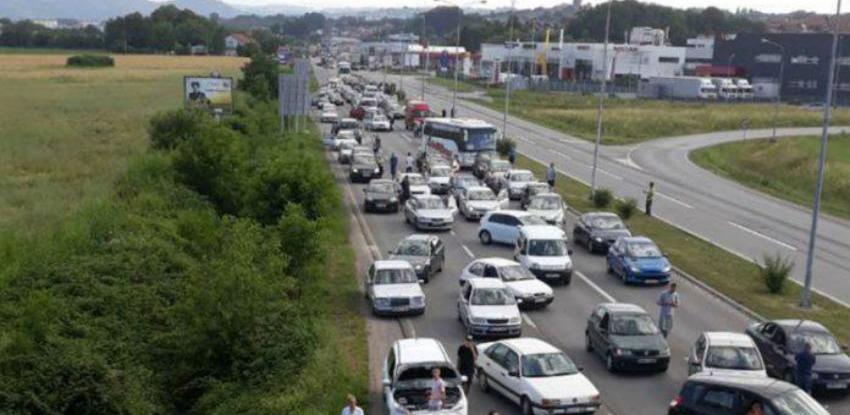 Građani izrazili nezadovoljstvo zbog poskupljenja goriva